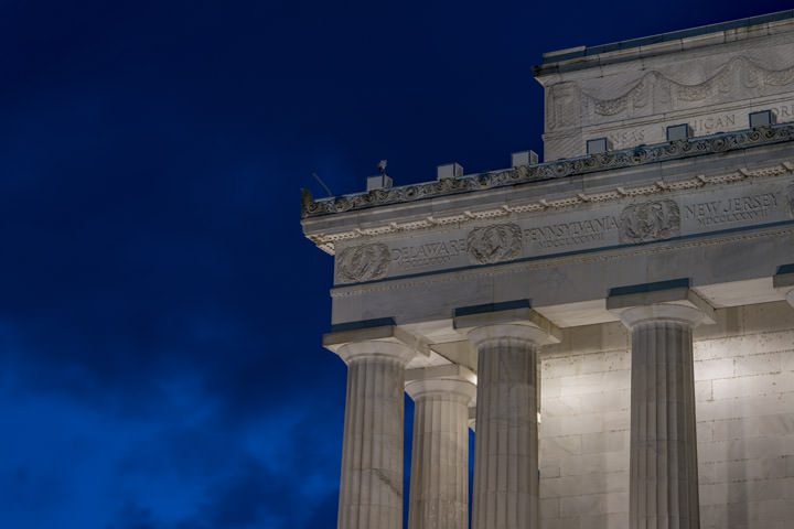 Photograph of Lincoln Memorial 2