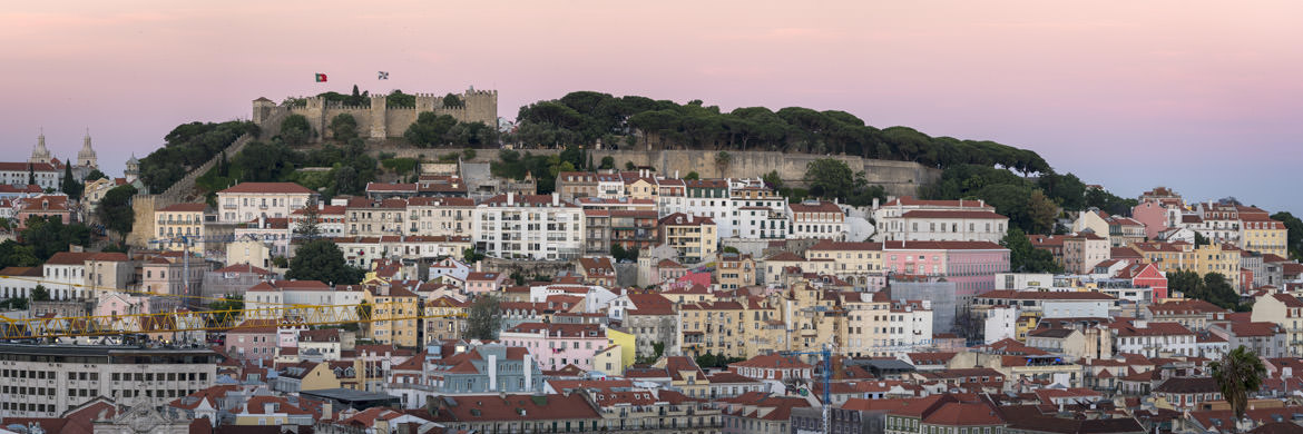 Photograph of Lisbon Panorama 1