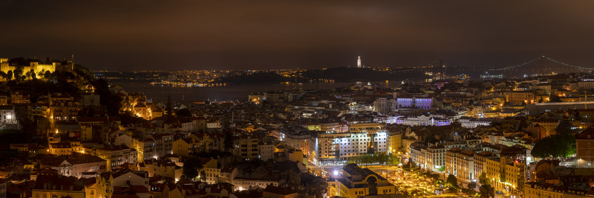 Photograph of Lisbon Panorama 2
