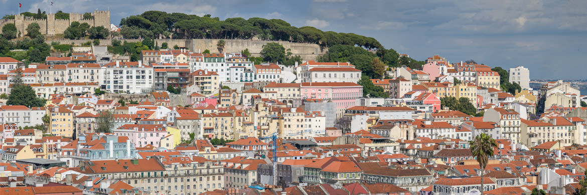 Photograph of Lisbon Panorama 3