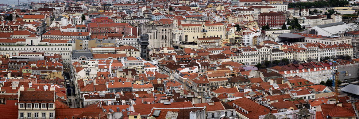 Photograph of Lisbon Panorama 4