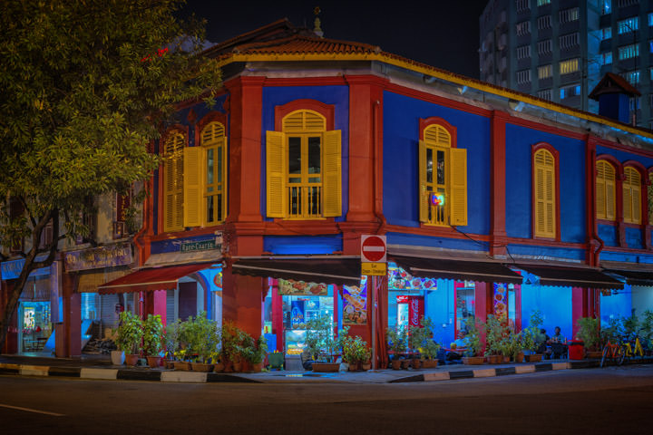 Photograph of Little India 1