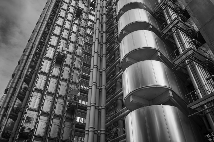 Photograph of Lloyds Building 12