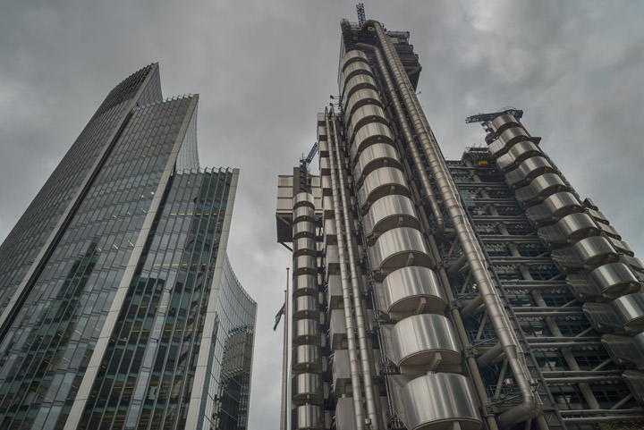 Photograph of Lloyds Building 13