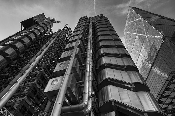 Photograph of Lloyds Building 14