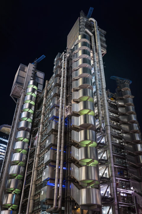 Photograph of Lloyds Building 19