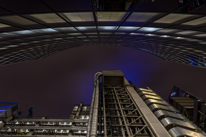 Photograph of Lloyds Building 20