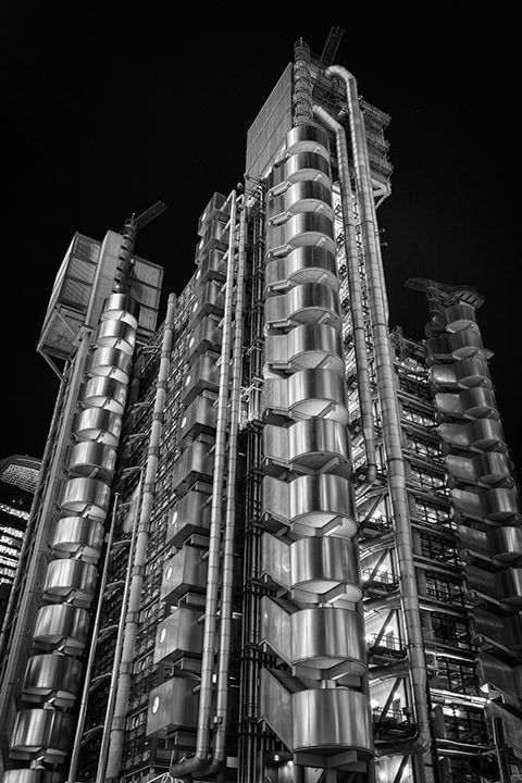 Photograph of Lloyds Building 21