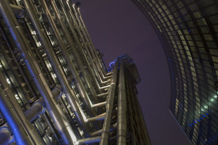 Photograph of Lloyds Building 5