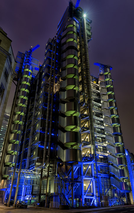 Photograph of Lloyds Building 6
