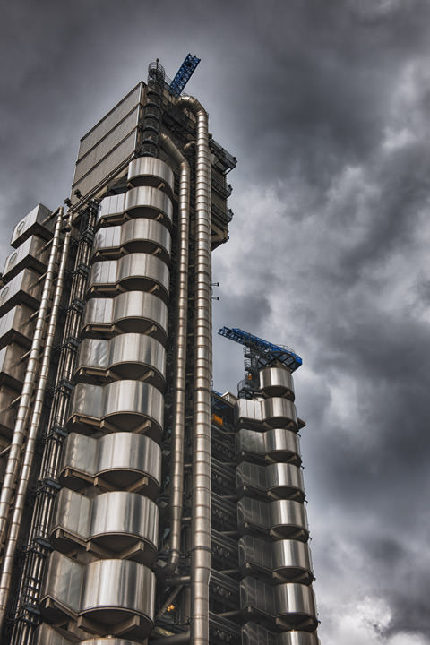 Photograph of Lloyds Building 7
