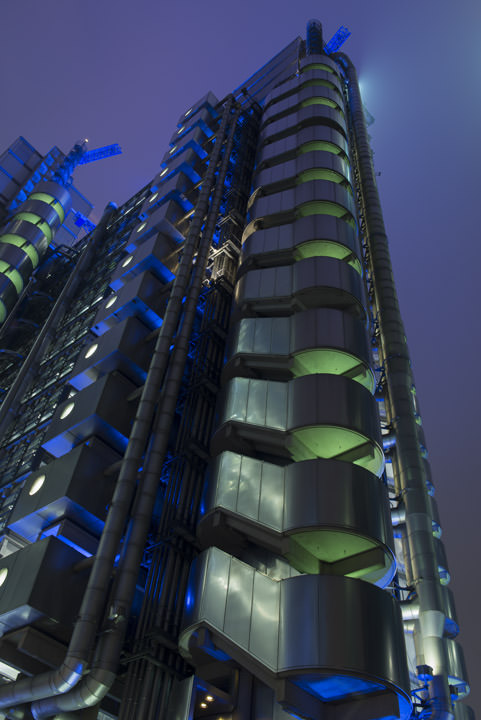 Photograph of Lloyds Building 8