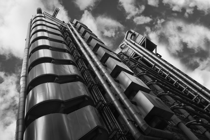 Photograph of Lloyds Building 3