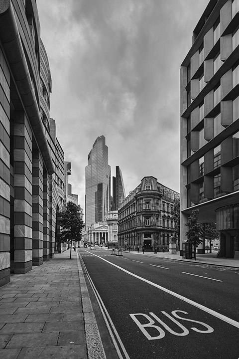 Lockdown London City 1