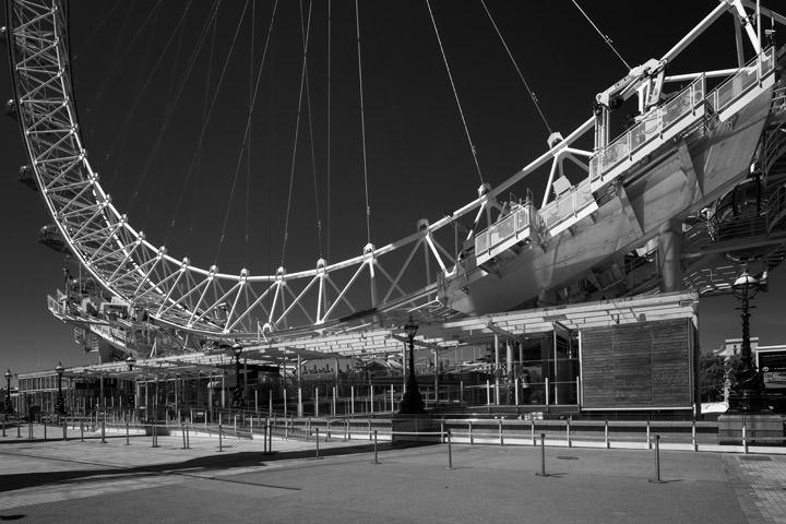 Lockdown London Eye 2