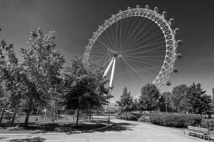Lockdown London Eye