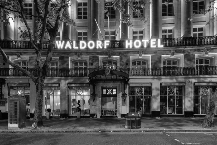 Lockdown London Waldorf 1