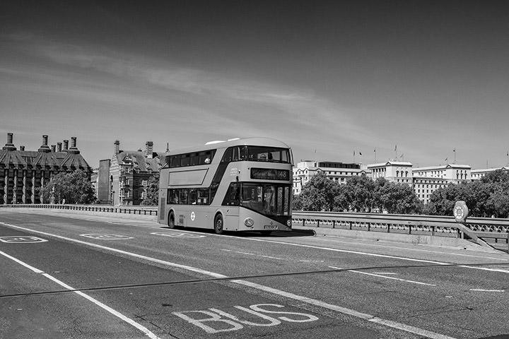 Lockdown Westminster Bridge 2