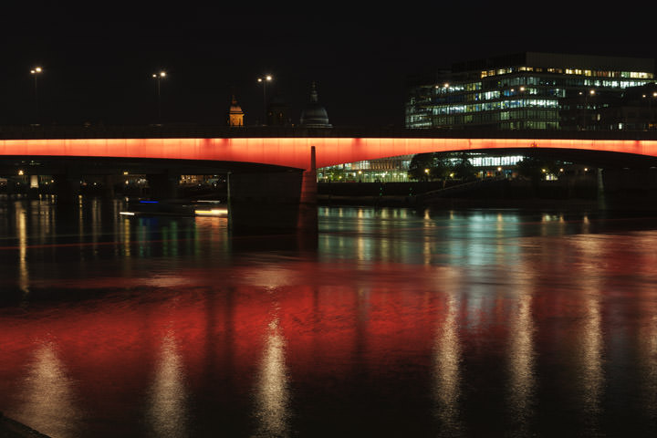 Photograph of London Bridge 3