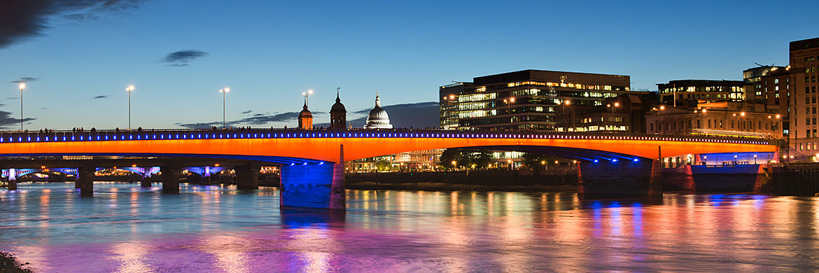 Photograph of London Bridge 5