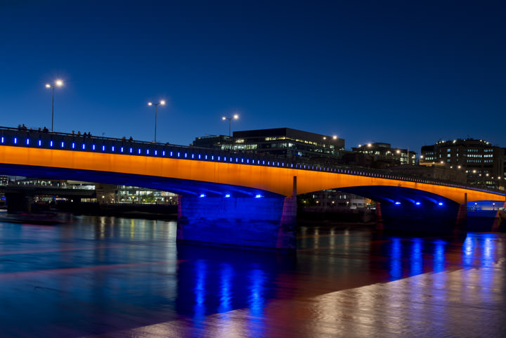 Photograph of London Bridge 7