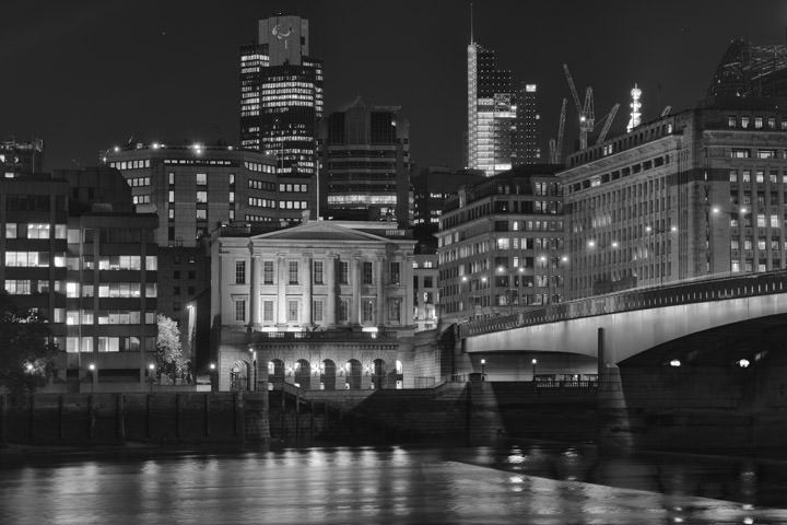 Photograph of London Bridge and City 2