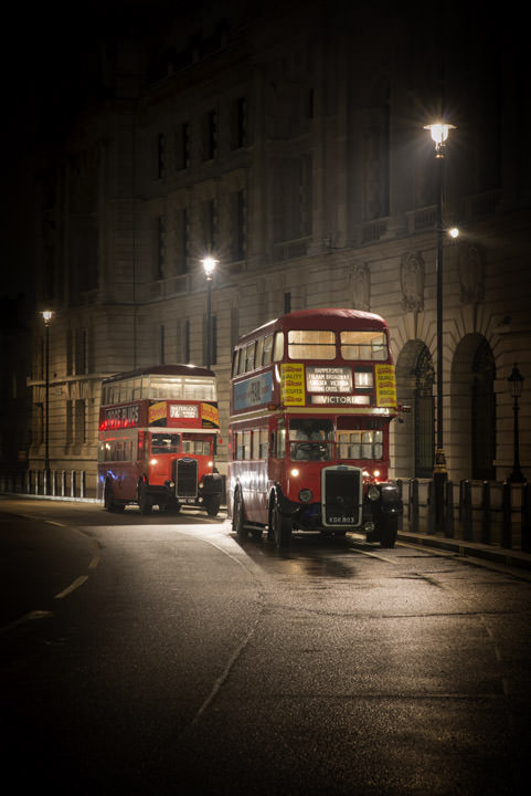Photograph of London Buses Westminster 1