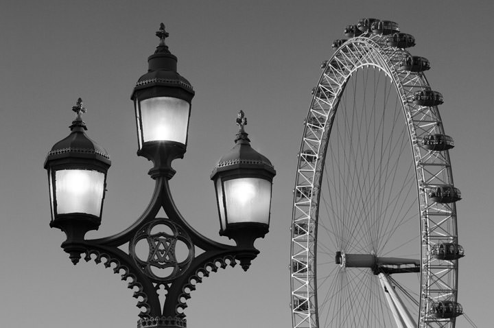 Photograph of London Eye 2