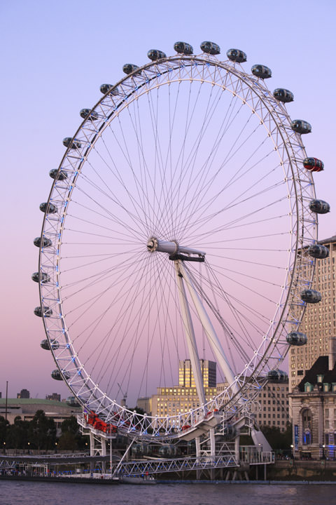 Photograph of London Eye 20