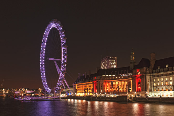 Photograph of London Eye 23