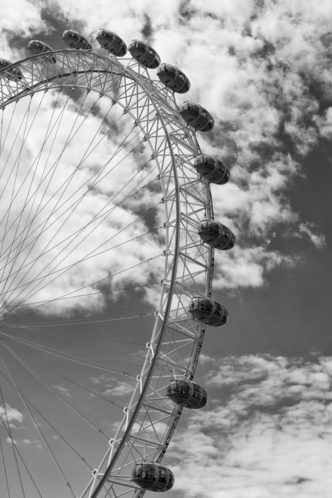 Photograph of London Eye 26