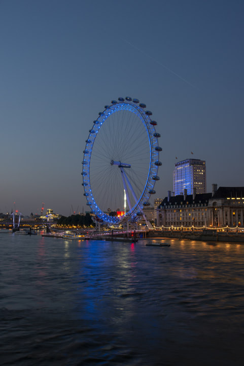 Photograph of London Eye 36