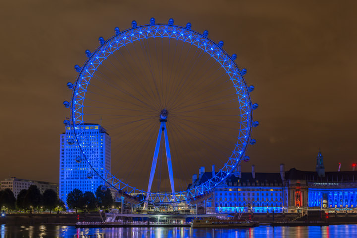 Photograph of London Eye 37