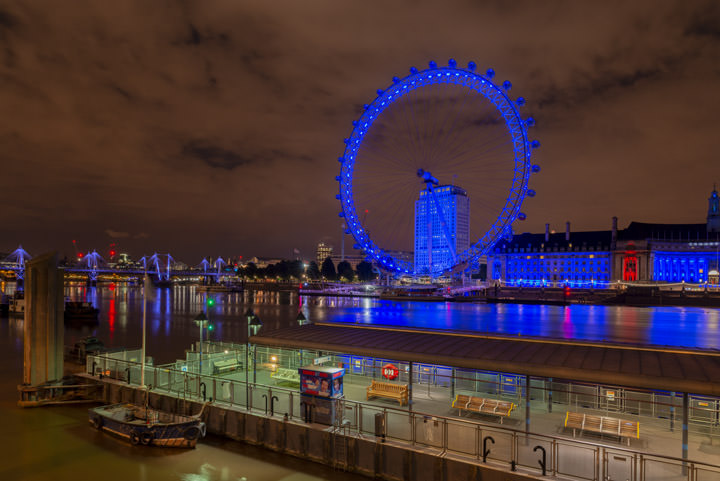 Photograph of London Eye 38