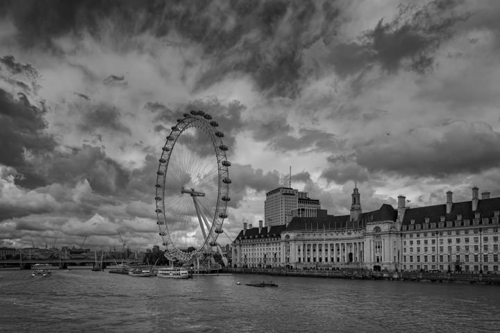 Photograph of London Eye 43