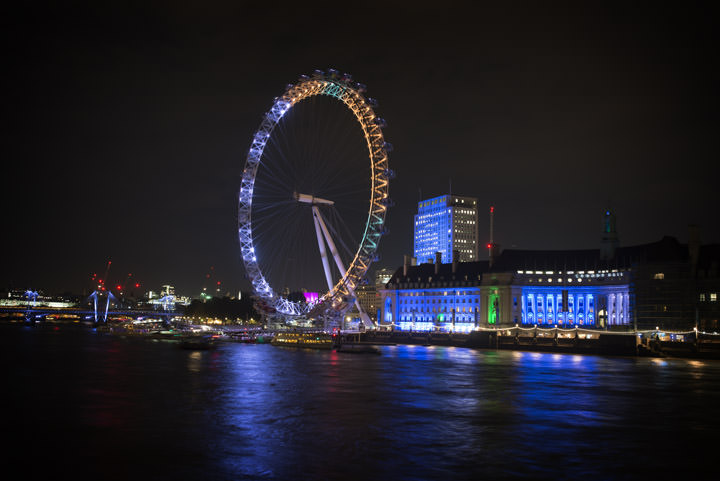 London Eye Australia New Zealand