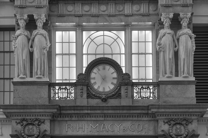 Photograph of Macys Building 1