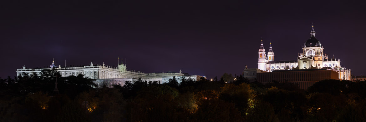Photograph of Madrid Panorama