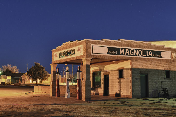 Photograph of Magnolia Station 5