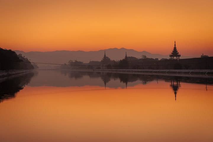Mandalay Sunrise