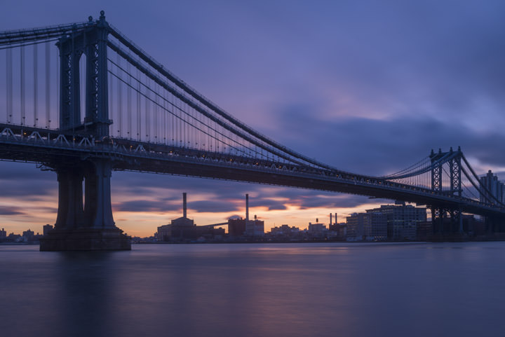 Photograph of Manhattan Bridge 10