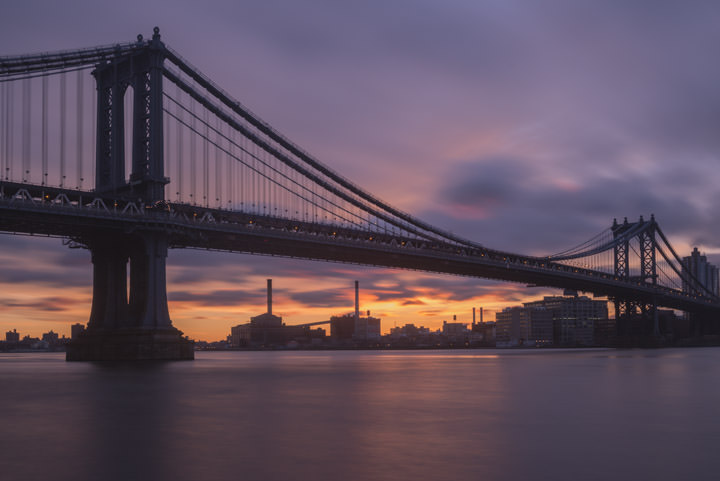 Photograph of Manhattan Bridge 11