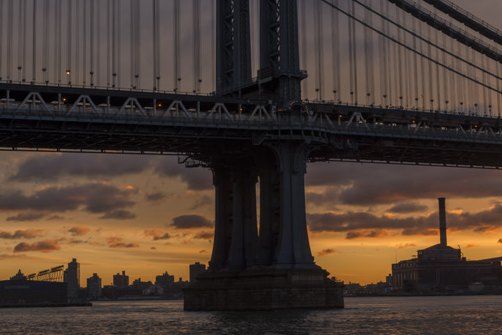 Photograph of Manhattan Bridge 12