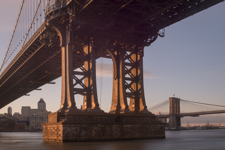 Photograph of Manhattan Bridge 15