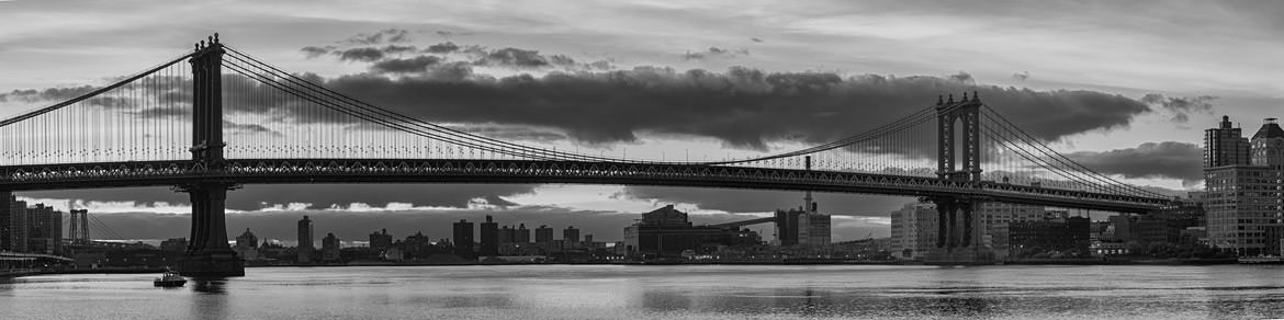 Photograph of Manhattan Bridge 16