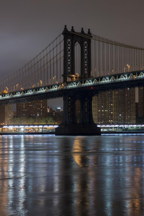 Photograph of Manhattan Bridge 18