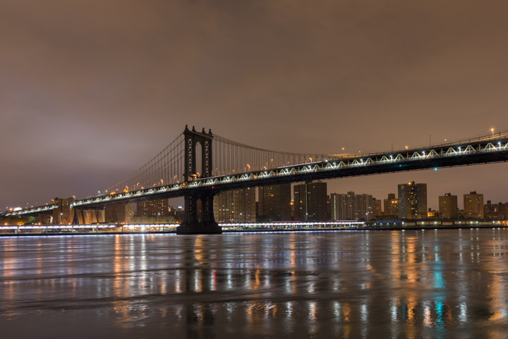Photograph of Manhattan Bridge 19
