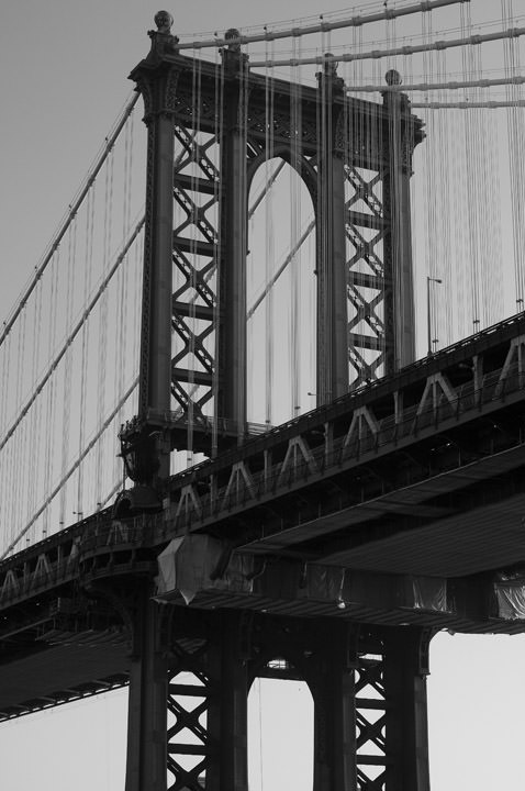 Photograph of Manhattan Bridge 7