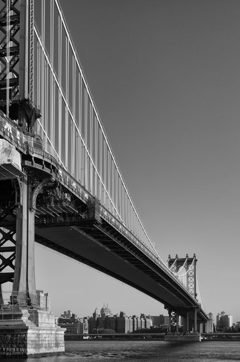 Photograph of Manhattan Bridge 9