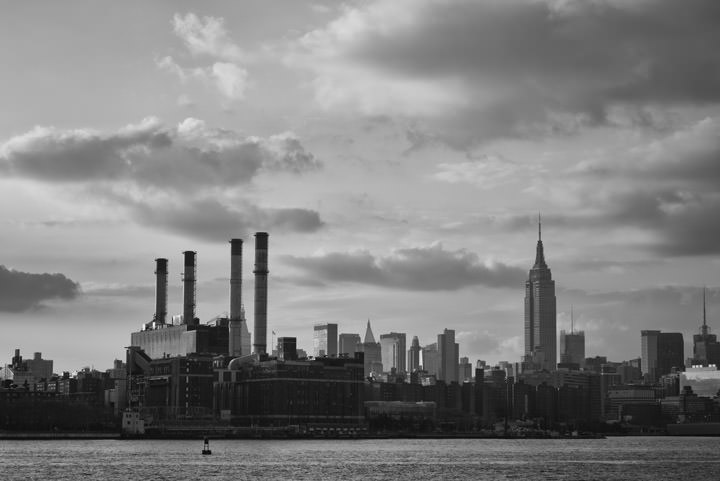 Photograph of Manhattan Skyline 13